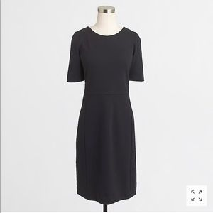 Jcrew cottons Ponte block dress. Sz. 6